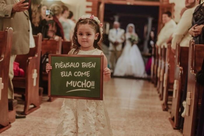 letreros bodas