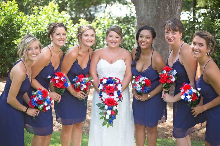 ideas para celebrar una boda el 4 de julio
