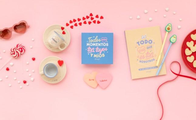 Recordatorios de San Valentín