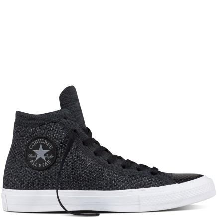 Converse Nike Flyknit black