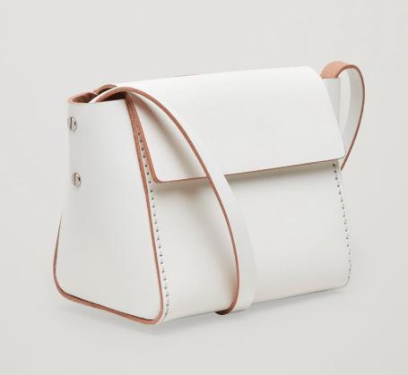 COS white bag