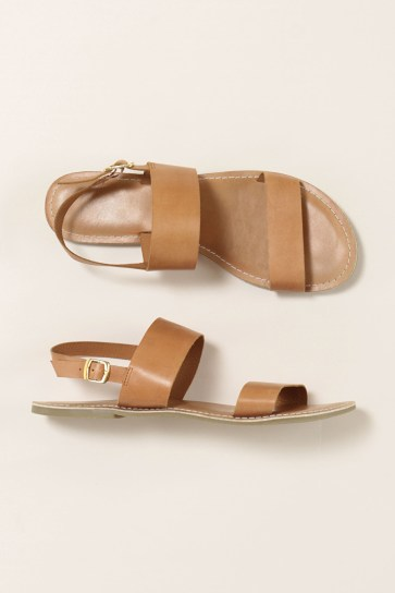 Seasalt Aurora sandals tan