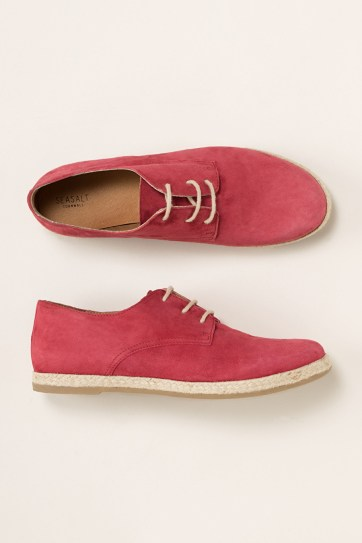 Seasalt Seasong shoe red