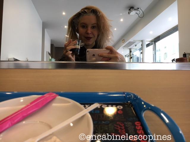 test soins Olaplex, me fais blonde platine, relooking