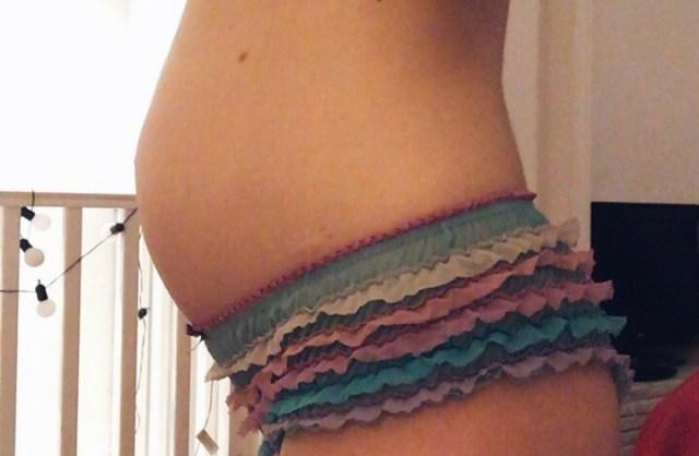 mes tests et avis sur mes soins anti vergetures huiles pendant ma grossesse