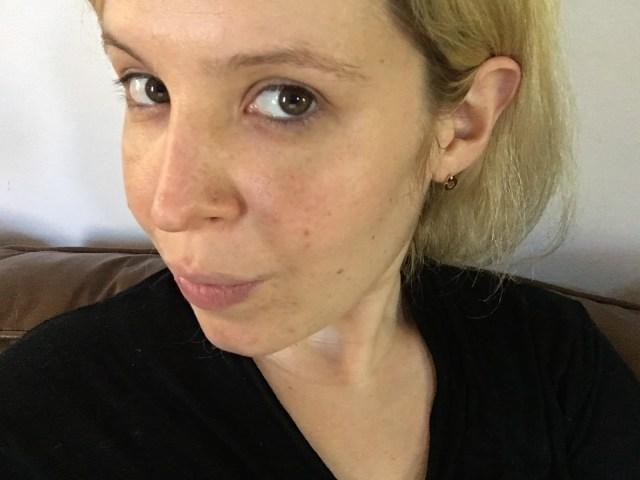 test avis la crème Jolie Peau Omum enceinte
