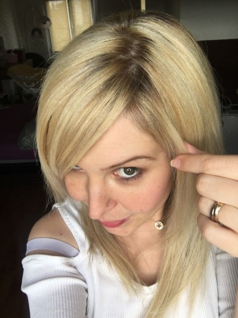 entretient ombré hair repousse cheveux blancs