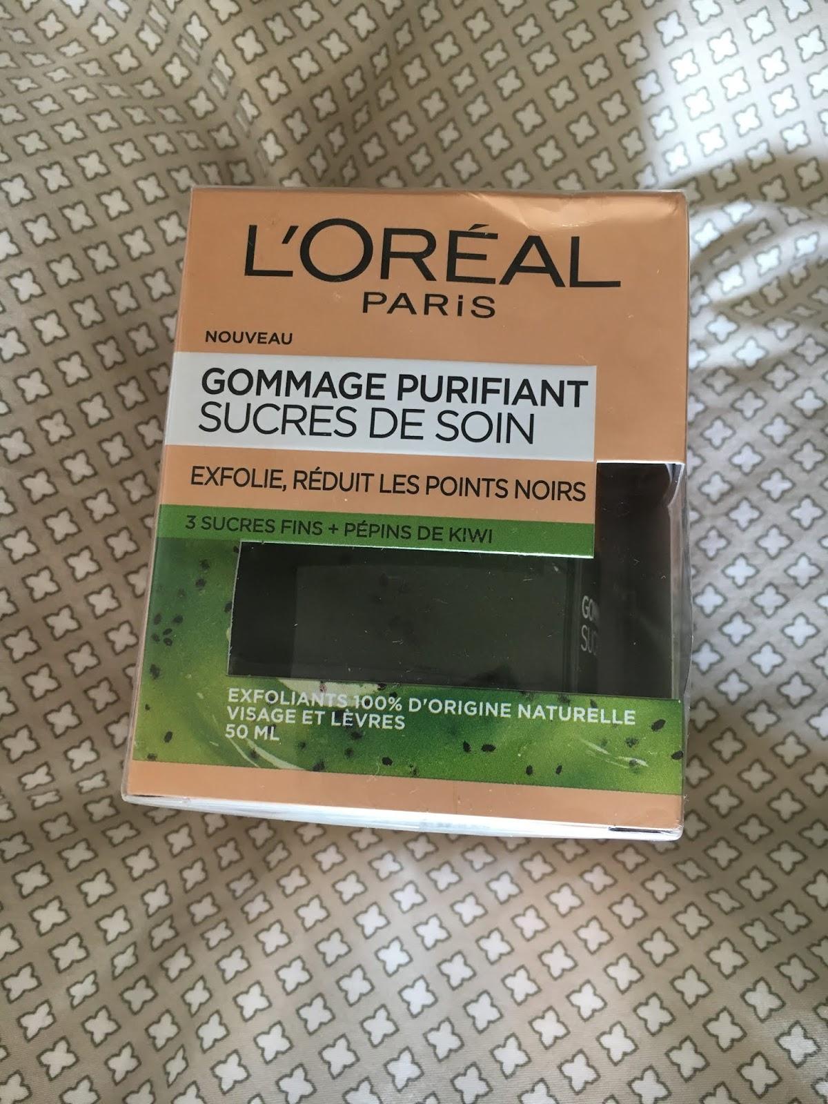 Et Gommage KiwiL'oréal Test De Sucres Purifiant Soin Pépins nXZ0wOkNP8