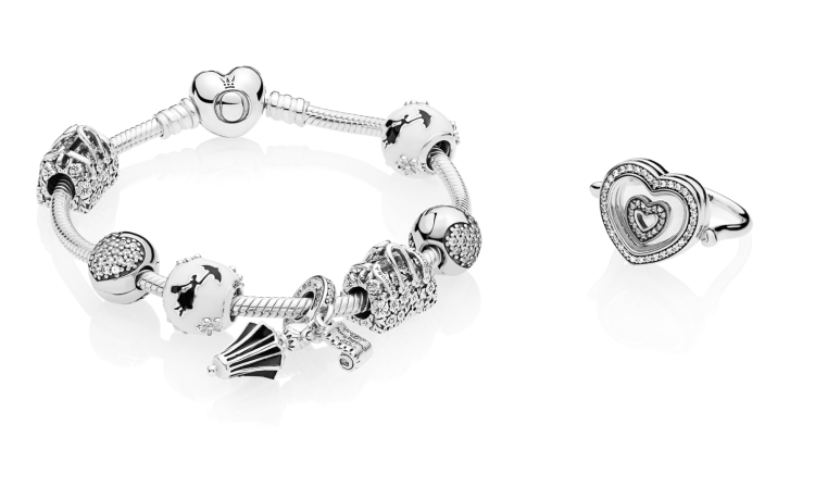 charms Mary Poppins Pandora le retour de mary poppins