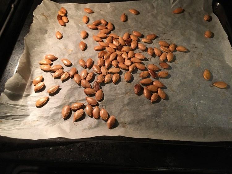 recette graines de courges maison apéritif
