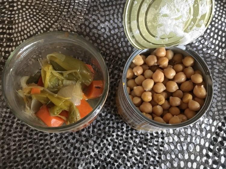 recette pâtes  bolognaise vegan boulettes aux pois chiche sans soja sans protéines de soja