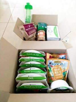regime plat tout prêt pour mincir qilibri rééquilibrage alimentaire