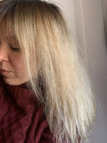 avis masque réparateur Luxeol masque cheveux abimés sensibilisés décolorés