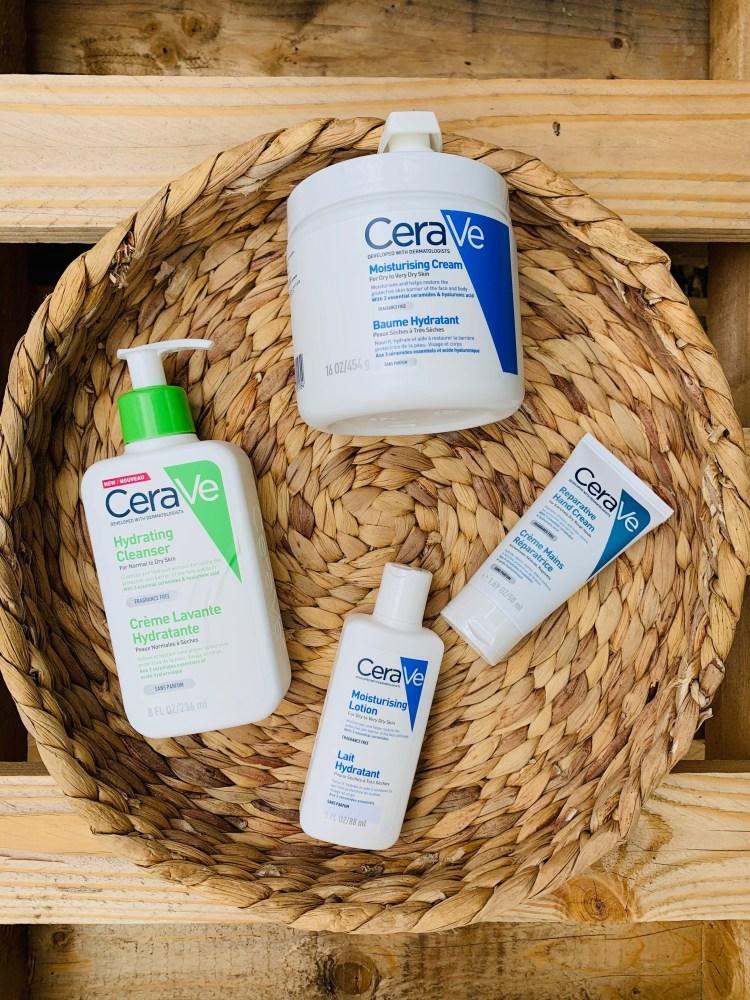 avis test soins hydratants Cerave