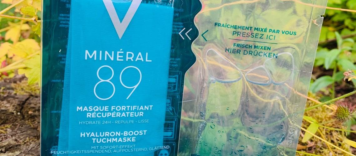 masque fortifiant récupérateur Vichy minéral 89