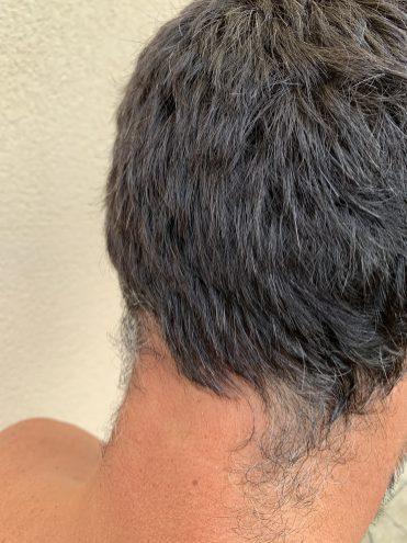 Repigmenter ses cheveux blancs L'Oréal Progress Homme