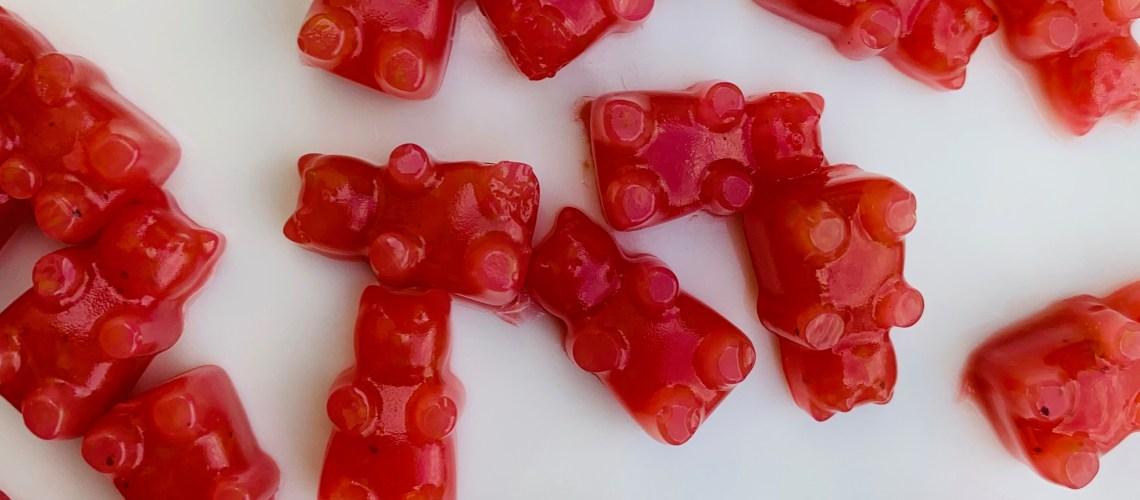 recette bonbons haribo ourson light sans sucre