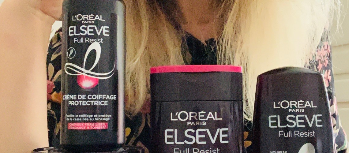 avis Elseve full resist L'Oreal