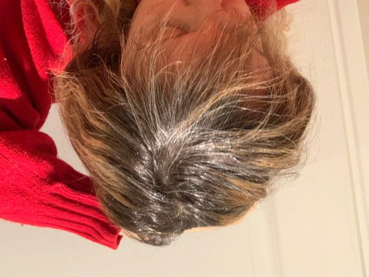 camoufler premiers cheveux blancs