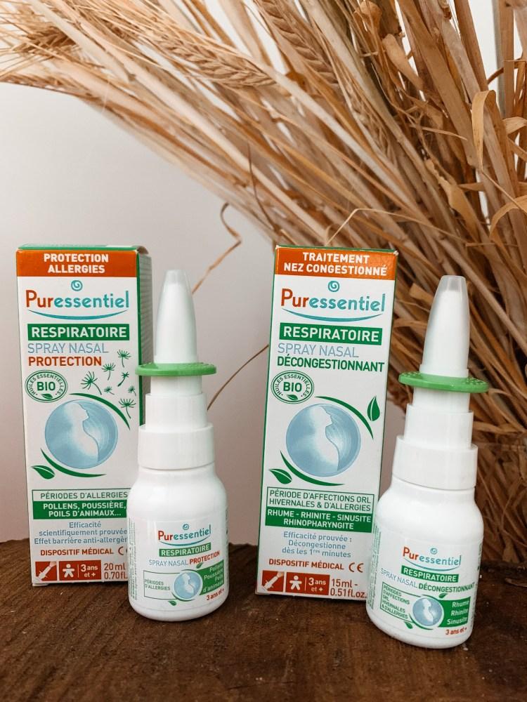 spray nasal Puressentiel