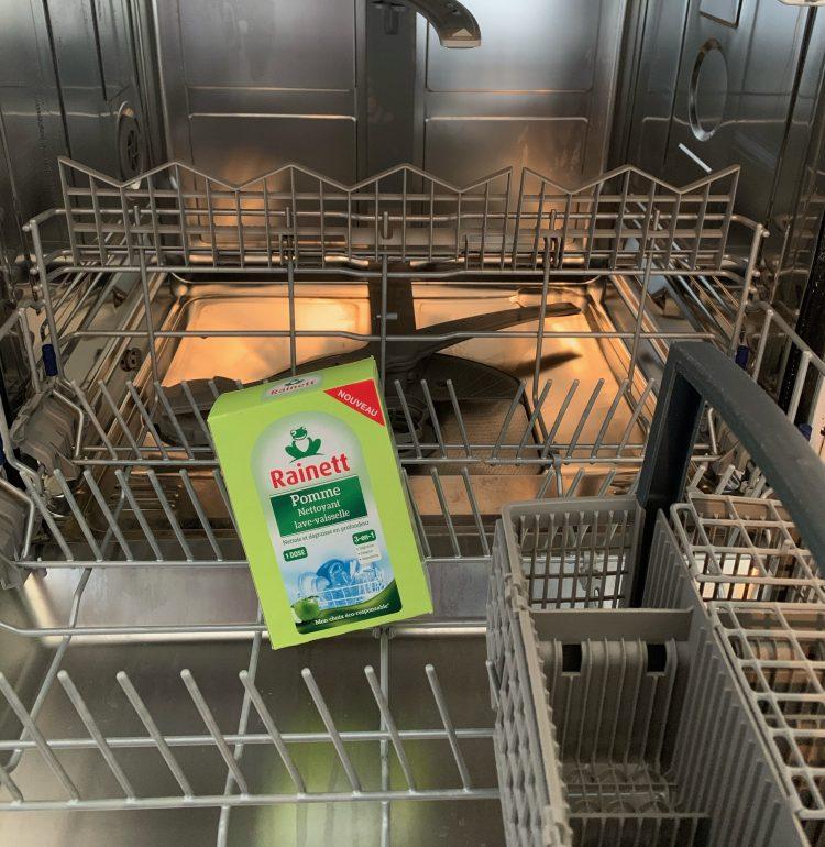 Rainett nettoyant lave-vaisselle