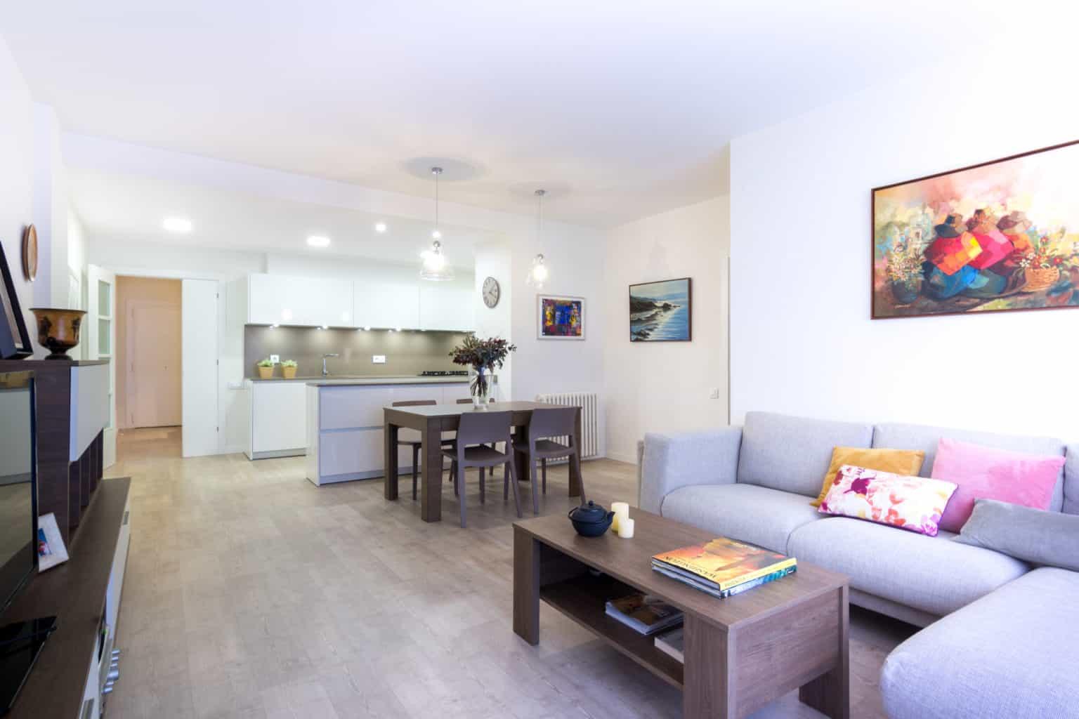 reformas de pisos barcelona, encainteriors