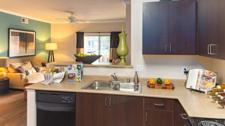 Large Kitchen with plenty of cabinetry