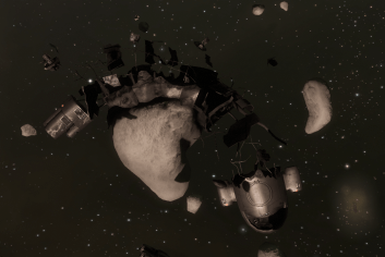Decayed Serpentis Lone Vessel
