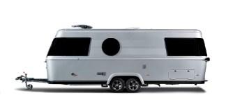 Caravanas de doble eje Eriba Touring 7