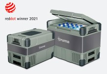 Truma Cooler reddot design award EnCaravana