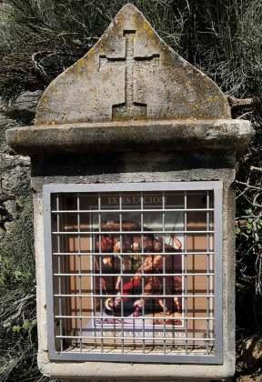 via crucis castalla
