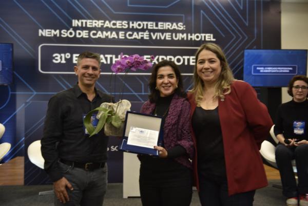 Sucesso em mais uma edição do encontro catarinense de hoteleiros