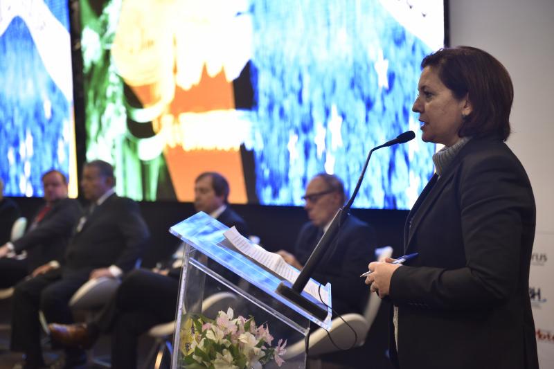 Sebrae-SC é homenageado na abertura oficial do 31º Encatho