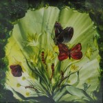 St. Jacobs vlinder-impressie
