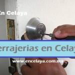 Cerrajerias en Celaya