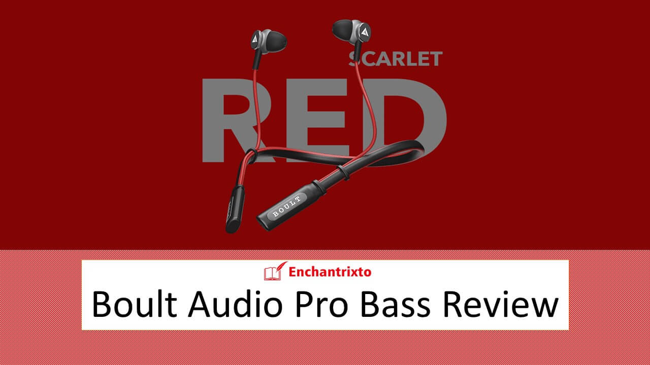 Boult Audio Probass: 15 points to buy this amazing earphone
