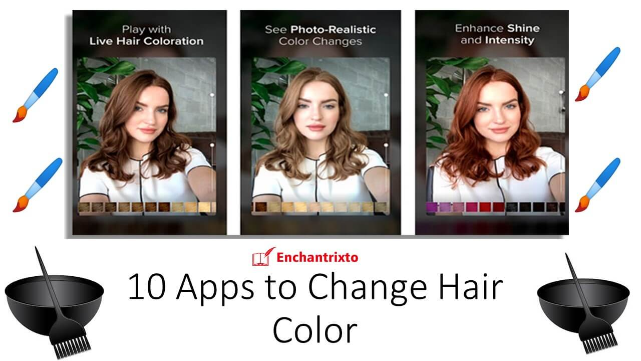 App to Change Hair Color: Best 10 Fun Mobile Apps in 2021