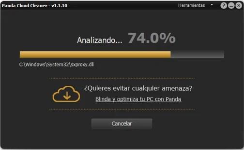 Panda Cloud Cleaner Bootable antivirus tools