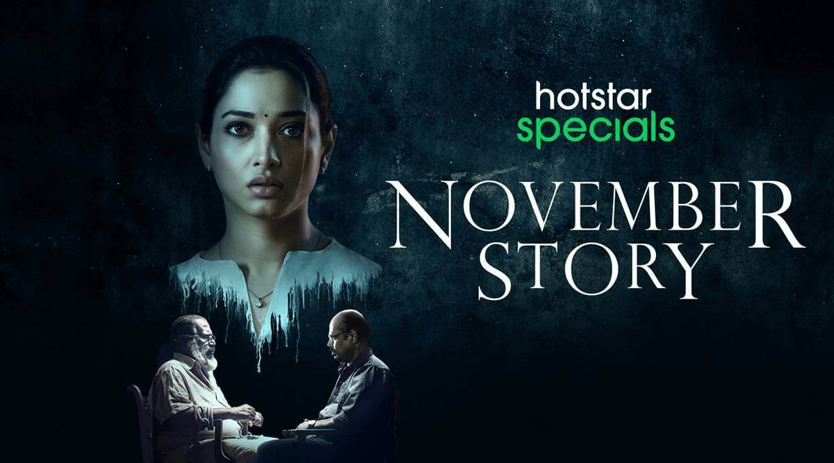 November Story - Best Shows to watch on Hotstar