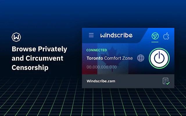 Windscribe PUBG VPN Service