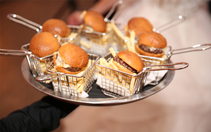 Perfect Late Night Snacks To Serve At Your Wedding