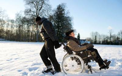 Past Event: THE INTOUCHABLES (15) The Orchard Tea Gardens 14/7/17