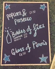 Great Gatsby drinks deals tonight at Enchanted Cinema