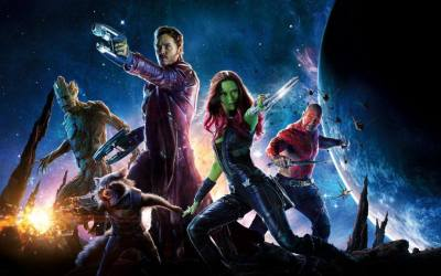 Past Event: GUARDIANS OF THE GALAXY (12) The Gonville Hotel 21/8/16