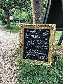 Amelie at Enchanted Cinema Cambridge - Summer Screenings 4
