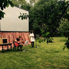 Amelie at Enchanted Cinema Cambridge - Summer Screenings 8