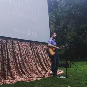Harri played 3 years ago today at Enchanted Cinema