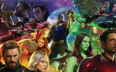 Past Event: AVENGERS INFINITY WAR (12A)