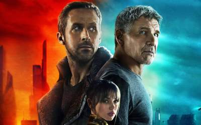Past Event:  BLADE RUNNER 2049 (15)