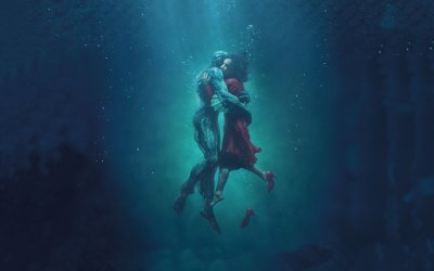 Past Event: SHAPE OF WATER (15) Mon 3 SEPT, 2018 Gonville Hotel Cambridge